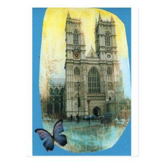 Westminster alteró tarjetas postales