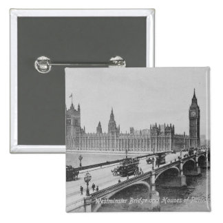 Westminster Bridge and the Houses of Button