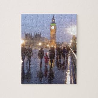 Westminster Bridge Jigsaw Puzzle