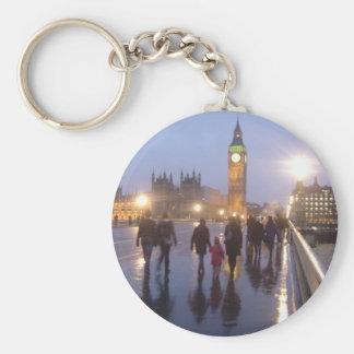 Westminster Bridge Key Chain