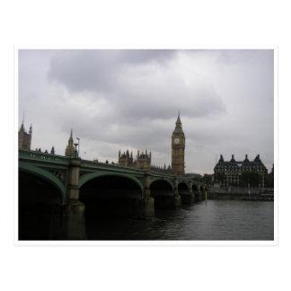 Westminster Bridge Postcards