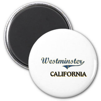 Westminster California City Classic Fridge Magnets