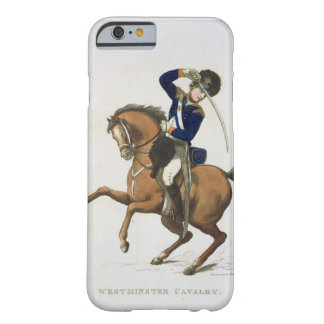 Westminster Cavalry Volunteer, plate 4 from 'Loyal Barely There iPhone 6 Case