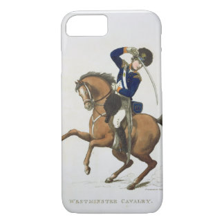 Westminster Cavalry Volunteer, plate 4 from 'Loyal iPhone 8/7 Case
