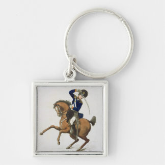 Westminster Cavalry Volunteer, plate 4 from 'Loyal Key Chains