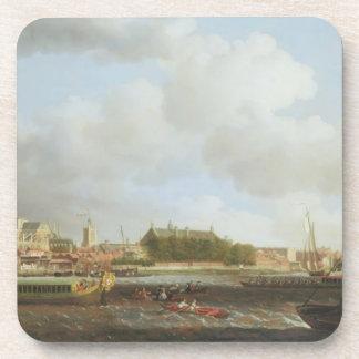 Westminster de Lambeth, con el barg ceremonial Posavaso