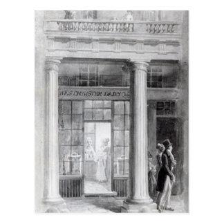 Westminster Diary, The Quadrant, Regent Street Postcard