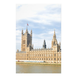 Westminster en Londres, Reino Unido Papeleria De Diseño