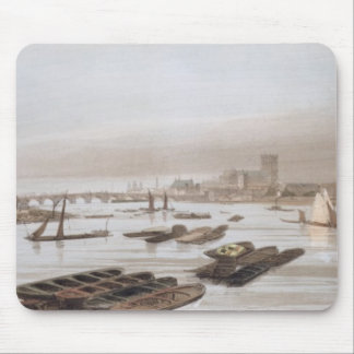 Westminster from Waterloo Bridge, incorporating th Mouse Pad