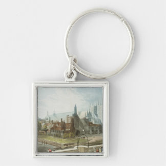 Westminster Hall and Abbey Keychain