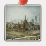 Westminster Hall and Abbey Ornament