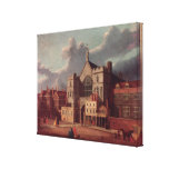 Westminster Hall and New Palace Yard Canvas Print
