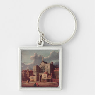 Westminster Hall and New Palace Yard Keychain