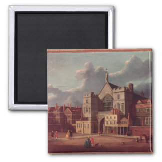 Westminster Hall and New Palace Yard Magnet