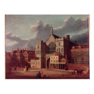 Westminster Hall and New Palace Yard Postcard