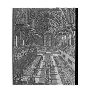 Westminster Hall durante las celebraciones después