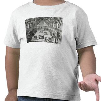 Westminster Hall, el primer día de término Camisetas