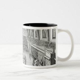 Westminster Hall, el primer día de término Tazas De Café