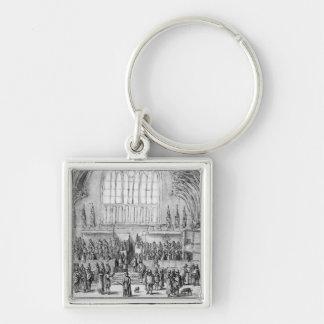 Westminster Hall Key Chain