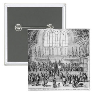 Westminster Hall Pinback Button