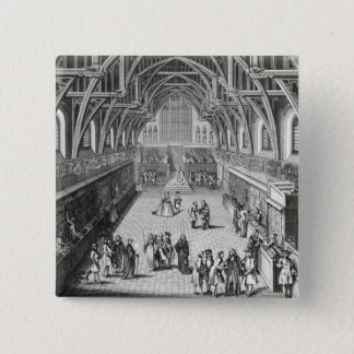 Westminster Hall, The First Day of Term Pinback Button