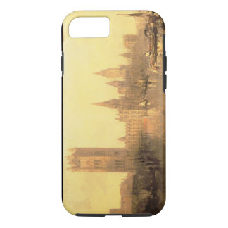 Westminster: Houses of Parliament, c.1860 (oil on iPhone 8/7 Case