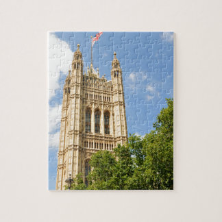 Westminster in London, UK Jigsaw Puzzle