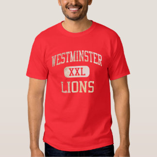 Westminster Lions Athletics Tee Shirt