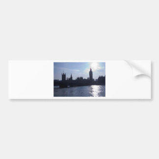Westminster Palace - Houses of Parliament Bumper Sticker