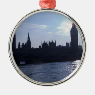 Westminster Palace - Houses of Parliament Metal Ornament