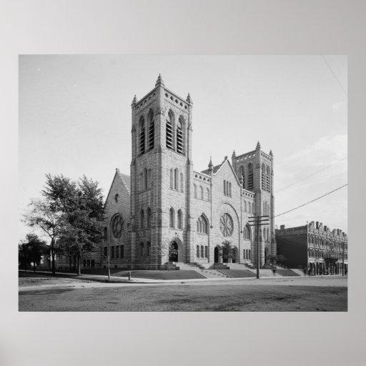 Westminster Presbyterian Church Print