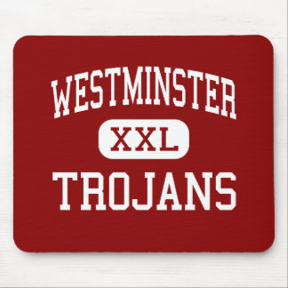 Westminster - Trojans - Middle - Westminster Mouse Pad