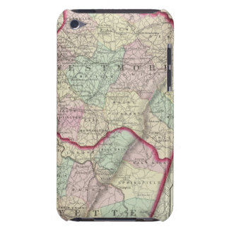 Westmoreland, condados de Fayette Barely There iPod Protector