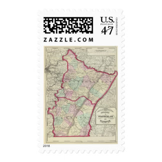 Westmoreland, Fayette counties Postage Stamp