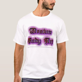Weston Body Art T-Shirt