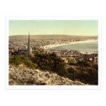 Weston-super-Mare II, Somerset, England Postcard