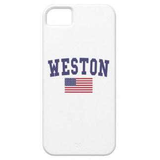 Weston US Flag iPhone SE/5/5s Case
