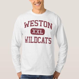 Weston - Wildcats - High - Weston Massachusetts T-Shirt