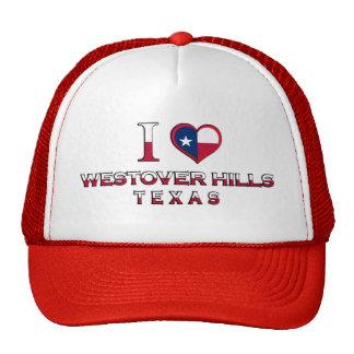 Westover Hills, Texas Trucker Hats