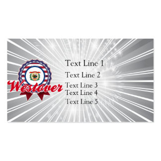Westover, WV Business Card Templates