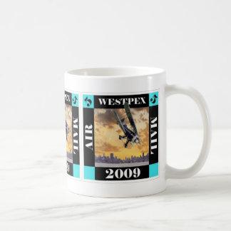 WESTPEX 2009 Air Mail Mug