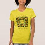 WESTPEX 2009 ambos Camisetas