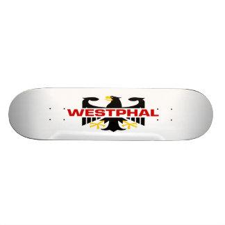 Westphal Surname Skateboards
