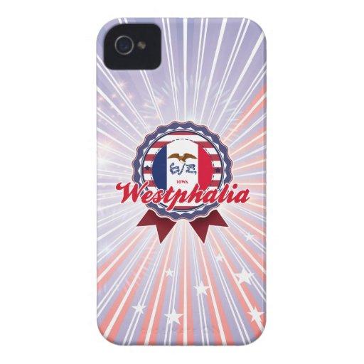 Westphalia, IA Case-Mate iPhone 4 Cases