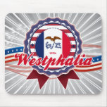 Westphalia, IA Mouse Pad
