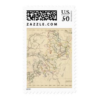 Westphalia Postage