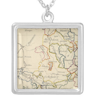 Westphalia Silver Plated Necklace