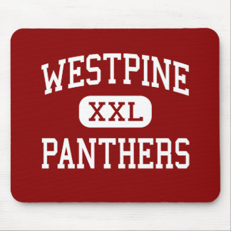 Westpine - Panthers - Middle - Sunrise Florida Mouse Pads