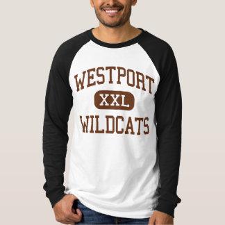 Westport - gatos monteses - alto - Westport Playera