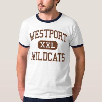 Westport - gatos monteses - alto - Westport Playeras